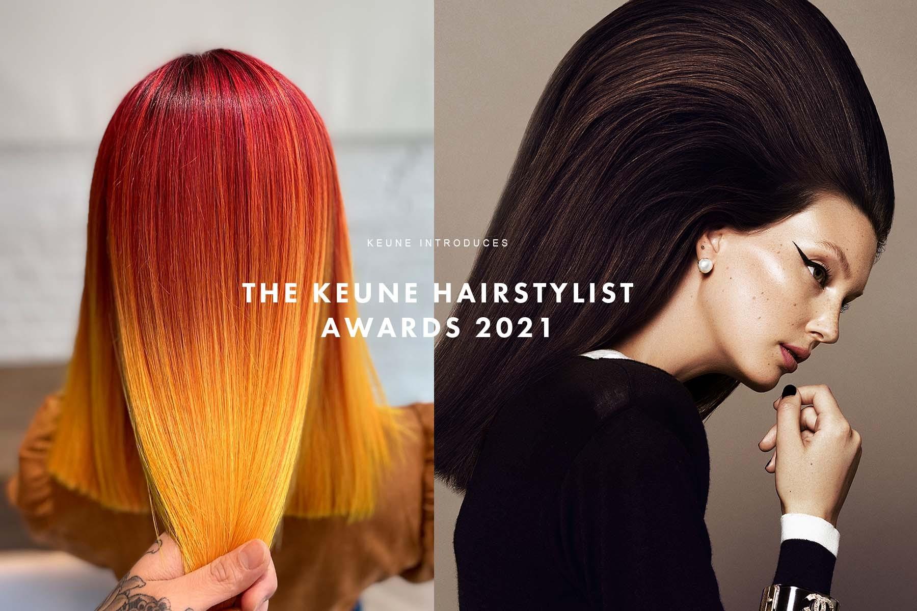 Konkurs dla stylistów Keune Hairstylist Awards 2021